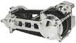 "Harley beltdrives Ultima Polished 3.35"" Drag Style Belt Drive for Harley Evo/TC Softail 1990-2006"